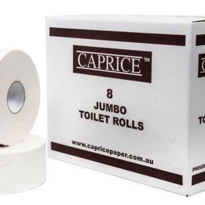 Caprice Jumbo Toilet Roll 300CW
