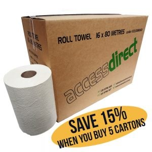 Access Direct roll hand towel 023/0080AD