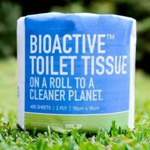 Enviroplus Bioactive Toilet Tissue