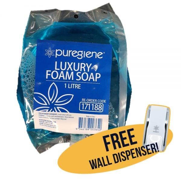 Puregiene Foam Soap Pod 171188