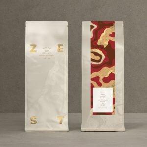 Zest Ceora coffee