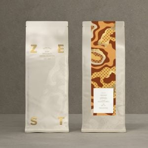 Zest Corcovado coffee