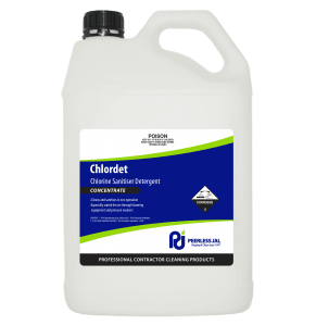 Chlordet Surface Disinfectant & Sanitizer