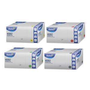 Microezy Micro Fibre Cloths 30 x 30cm (box of 50)