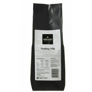 Arkadia Vending Milk Cappuccino Topping 750g